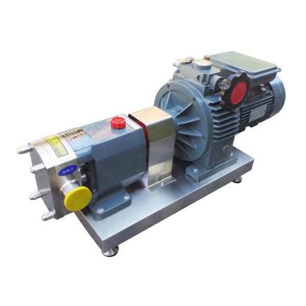 Vickers PV016R1K1AYNMFC+PGP505A0080CA1 Piston Pump PV Series #1 image