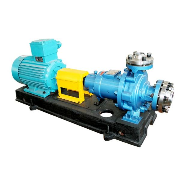 Vickers PV032R1K1T1NMRZ+PVAC2MCMNLJW35 Piston Pump PV Series #2 image