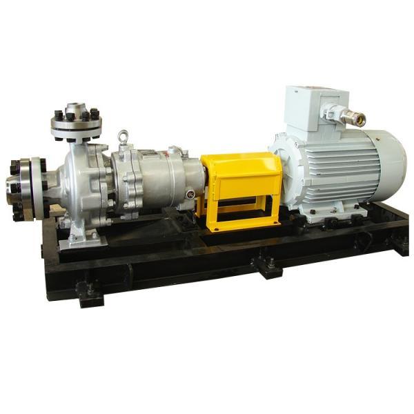Vickers PV032R1K1T1NMRZ+PVAC2MCMNLJW35 Piston Pump PV Series #1 image